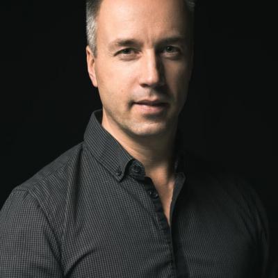 Directeur de L'Ecole (Photo portrait 2016 de Steve Pasche)